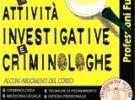 Corso di esperto in attivita' investigative e criminologhe