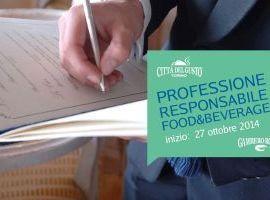 Corso di Food&Beverage Management