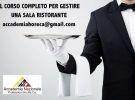Corso professionale per cameriere di sala / f&b as