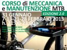 Corso di meccanica e manutenzione mtb