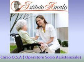 Corso Regionale O.S.A. (Operatore Socio-assistenziale)