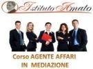 Corso agente affari in mediazione (propedeutico)