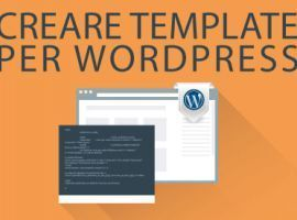 Creare Template per WordPress