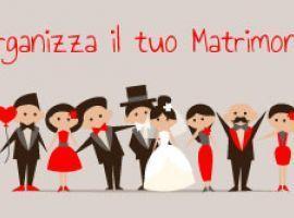 Organizza il tuo Matrimonio