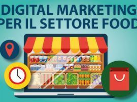 Digital Marketing per il Settore Food