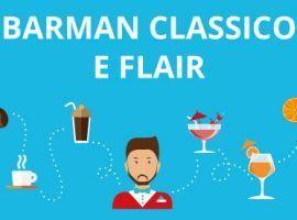 Barman Classico e Flair