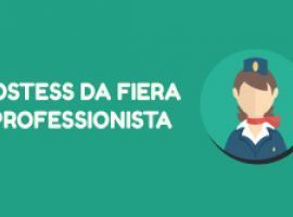Hostess da Fiera Professionista