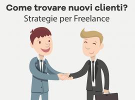 Come Trovare Nuovi Clienti?