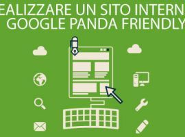Realizzare un Sito Internet Google Panda Friendly