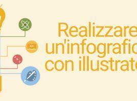 Realizzare uninfografica con illustrator