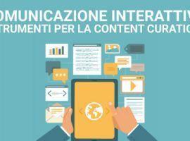 Comunicazione interattiva:  Strumenti per la Content Curation