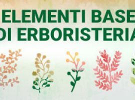 Elementi Base di Erboristeria