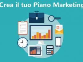 Crea il tuo Piano Marketing
