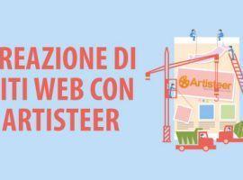 Creazione di Siti Web con Artisteer