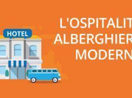 Lospitalità alberghiera moderna