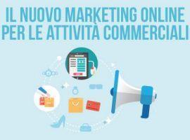 Il Nuovo Marketing Online per le Attività Commerciali