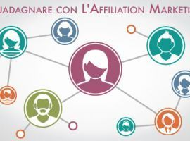 Guadagnare con L'Affiliation Marketing