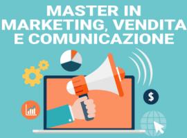Master in Marketing, Vendita e Comunicazione