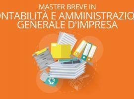 Master Breve in Contabilità e Amministrazione Generale DImpresa