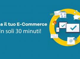 Crea il Tuo E-Commerce in Soli 30 Minuti!