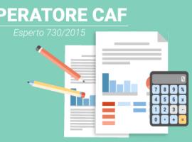 Operatore CAF - Esperto 730/2015