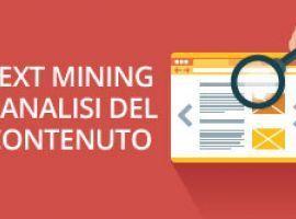 Text Mining e Analisi del Contenuto