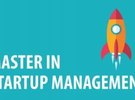 Master in Startup Management
