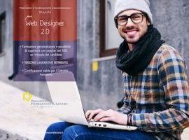 Formazione Professionale per Web Designer 2.0 a con Tirocinio Lavorativo Retribuito