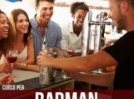 Corso per barman catania
