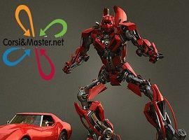 CORSO AUTODESK 3D STUDIO MAX