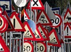 Preposti segnaletica stradale