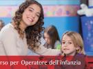 Corso operatore dell' infanzia