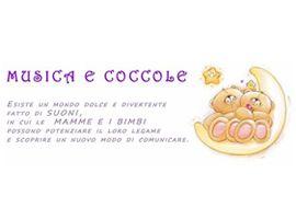 Laboratorio Musicale per Mamme e Bambini - Musica e Coccole