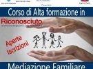 Corso di alta formazione in mediazione familiare