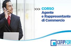 CORSO AGENTE DI COMMERCIO ONLINE