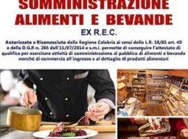 Corso S.A.B Somministrazione Alimenti e Bevande  ex rec