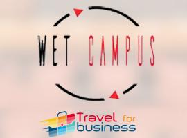 Corso per PROJECT MANAGER in eventi, web e turismo  WET CAMPUS