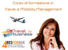 Corso di formazione in travel & mobility managemen