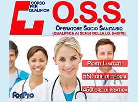 Operatore Socio Sanitario (ai sensi della LG. 845/78)