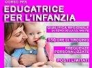 Corso di educatore per l'infanzia (ai sensi della lg. 845/7