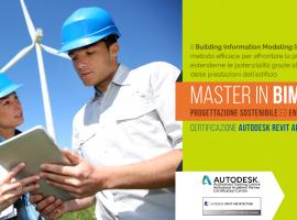 MASTER BIM. Progettazione sostenibile ed energie rinnovabili