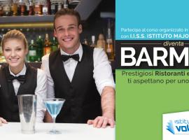 Corso da Barman con Stage Lavorativo