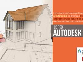 CORSO CNI AUTODESK REVIT ARCHITECTURE