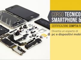 Corso Ufficiale in Tecnico PC & Smartphone (Tecnico Hardware)