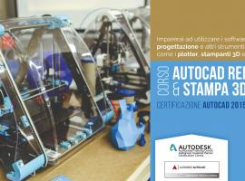 Corso Ufficiale AutoCAD Rendering e Stampa 3D