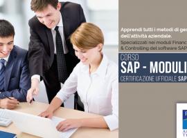 Corso SAP Finanza e contabilità controllo di gestione. Iscriviti adesso e riceverai un Tablet Android in omaggio