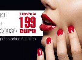 Corso di  Ricostruzione unghie base - 16 ore - Trieste 24/25 settembre