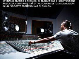 Liberosound- seminario di tecniche di registrazione audio