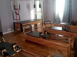 Pilates sui Grandi Macchinari