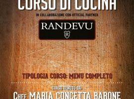 Corso Di Cucina Chef dElité Milano con la Chef Maria Concetta Barone